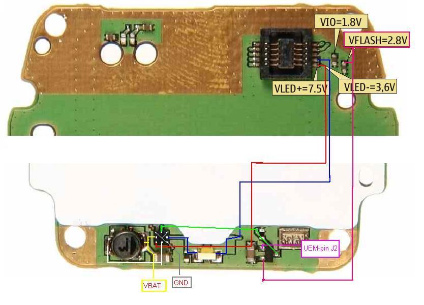 Trik Jumper LED Handphone Nokia (Nokia Light Solution)