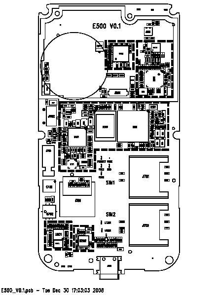Schematic Diagram  U00ab Jadwal Sholat Digital
