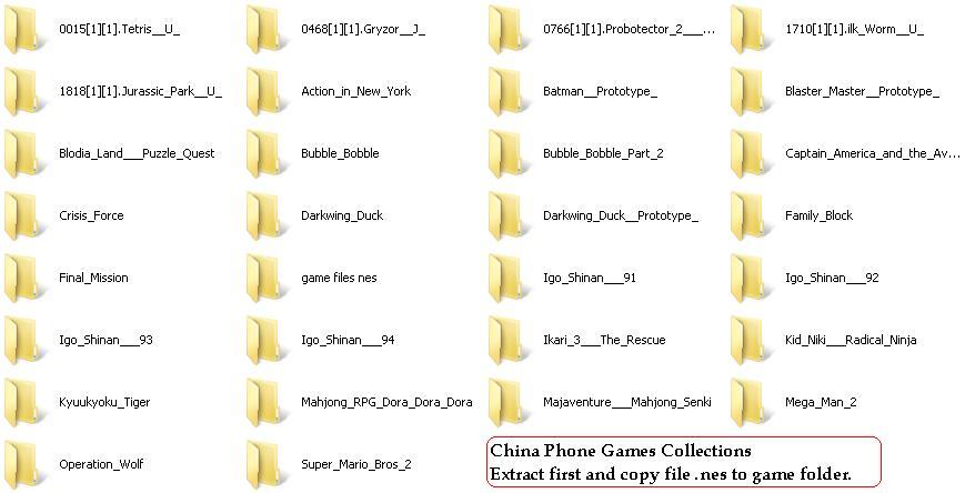 game_HP_china « Tips & Tricks Service Handphone869